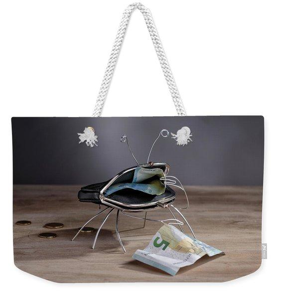 Simple Things - The Crab Weekender Tote Bag