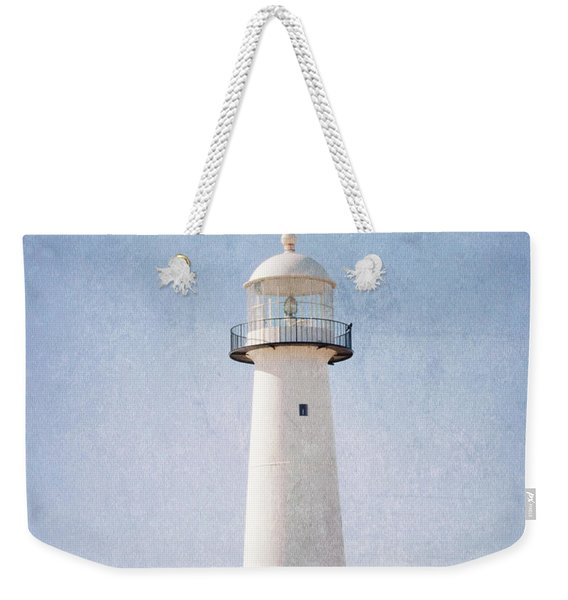 Simply Lighthouse Weekender Tote Bag