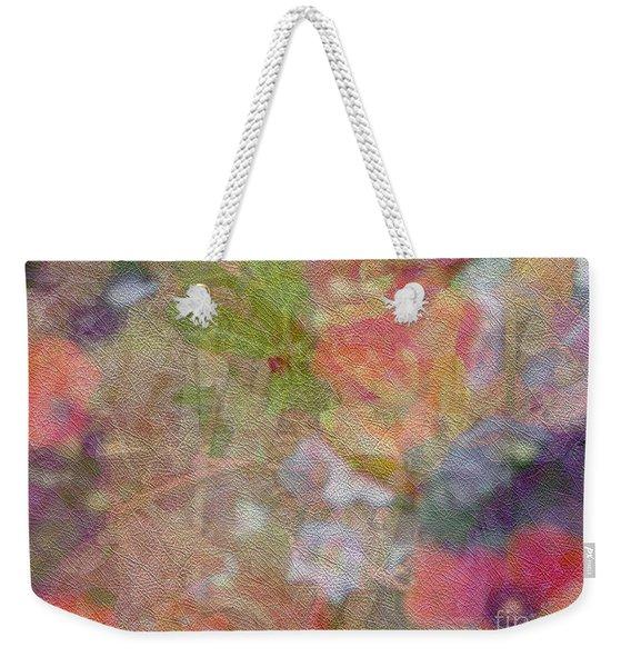 Simply Summer Weekender Tote Bag