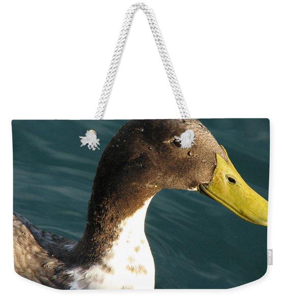 Sincere Glare Weekender Tote Bag