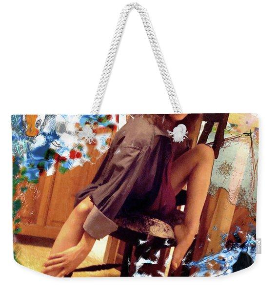 Sinergia Weekender Tote Bag