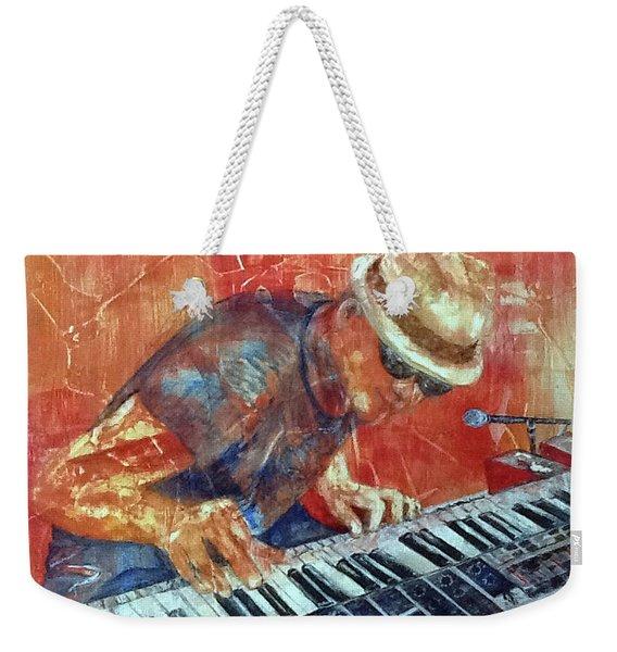 Sing Us A Song Weekender Tote Bag