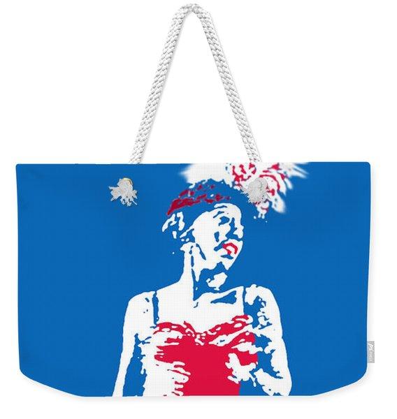 Singer Art Weekender Tote Bag