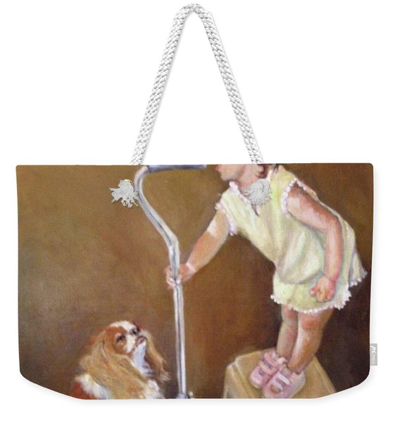 Singin In The Cane Part Two Weekender Tote Bag
