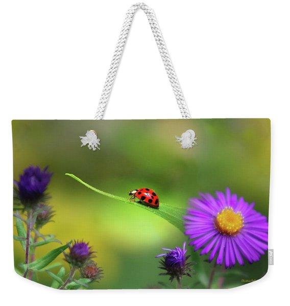 Single In Search Weekender Tote Bag