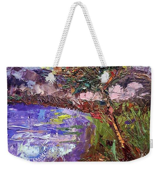 Single Weekender Tote Bag