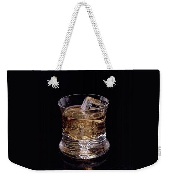 Single Malt Weekender Tote Bag
