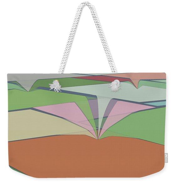 Sinkfield Weekender Tote Bag