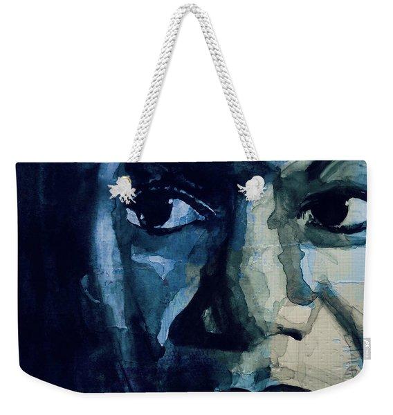 Sinnerman - Nina Simone Weekender Tote Bag