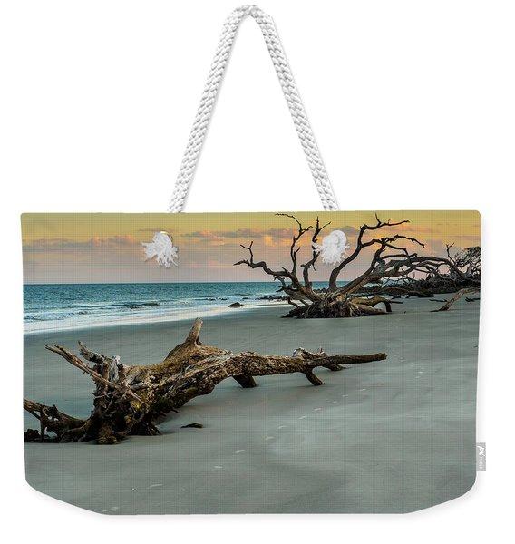 Sunset On Jekyll Island Weekender Tote Bag