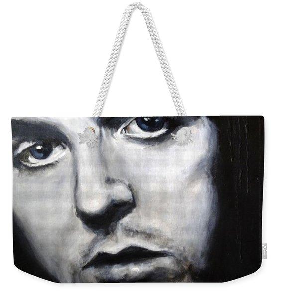 Sir Paul Mccartney Weekender Tote Bag