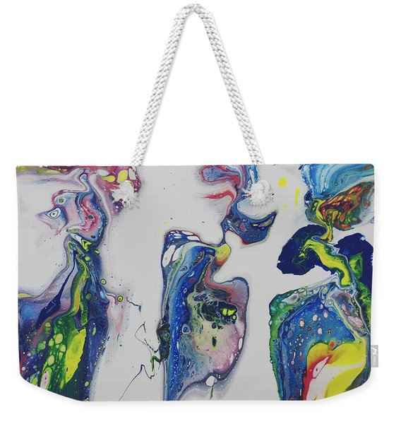 Sirens Of The Seas Weekender Tote Bag