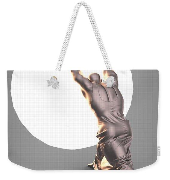 Sisyphus Lamp 04 Weekender Tote Bag