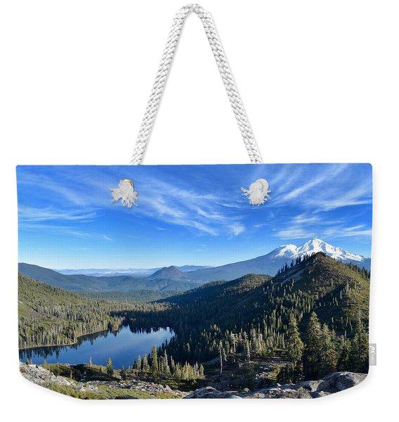 Siskiyou Beauty Weekender Tote Bag