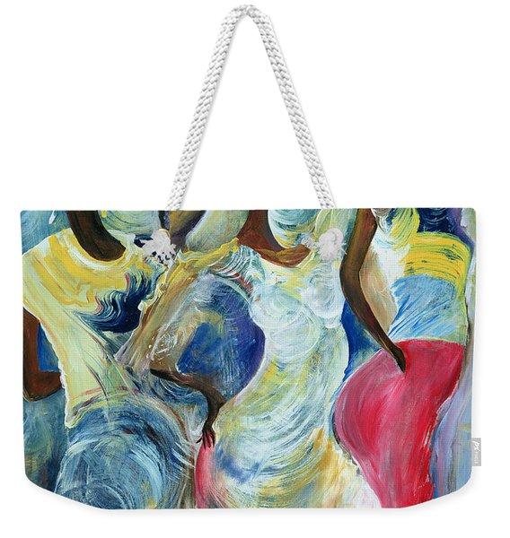 Sister Act Weekender Tote Bag
