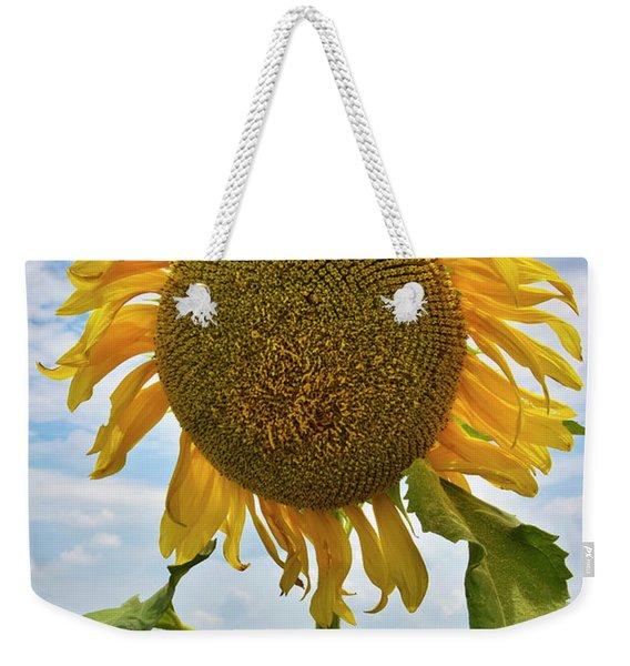 Sister Golden Hair Weekender Tote Bag