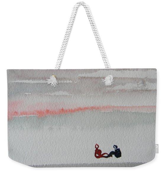 Six Seasons Dance Five Weekender Tote Bag