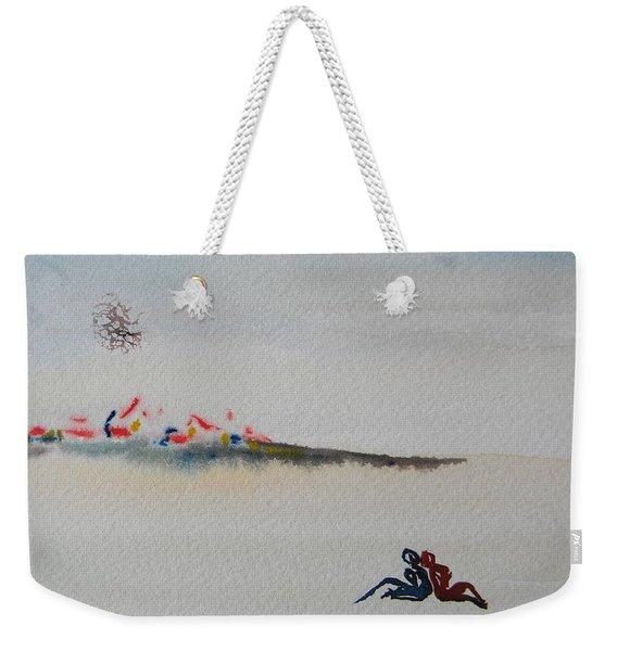 Six Seasons Dance One Weekender Tote Bag