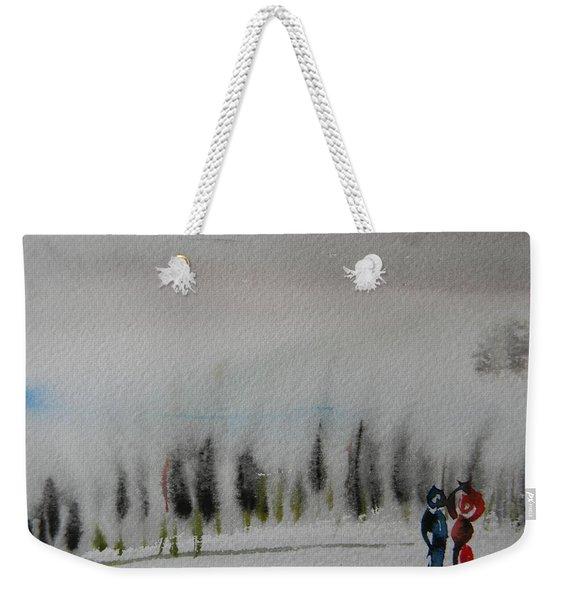 Six Seasons Dance Three Weekender Tote Bag