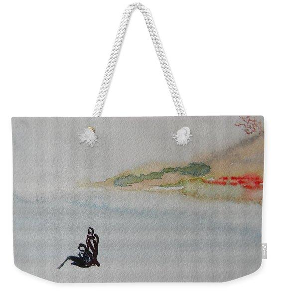 Six Seasons Dance Two Weekender Tote Bag