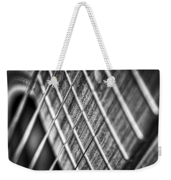 Six Strings Weekender Tote Bag