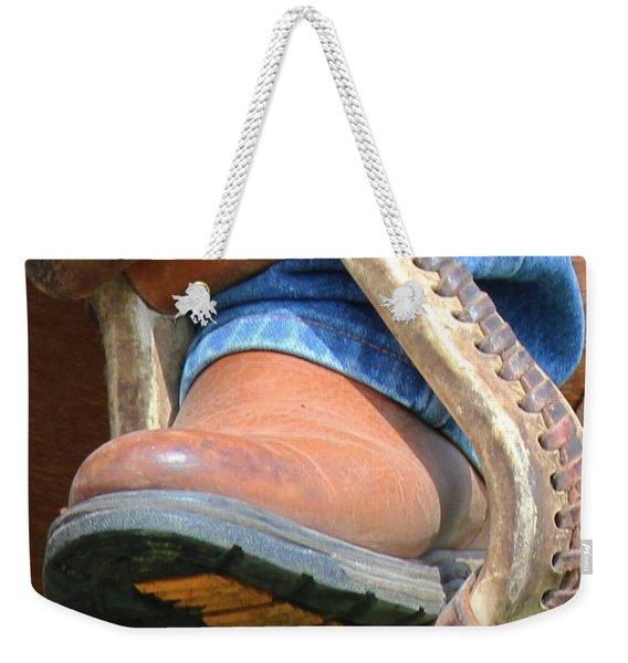 Size Nine Weekender Tote Bag