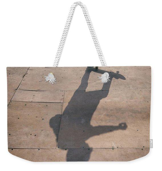 Skater Boy 002 Weekender Tote Bag