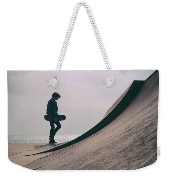 Skater Boy 006 Weekender Tote Bag