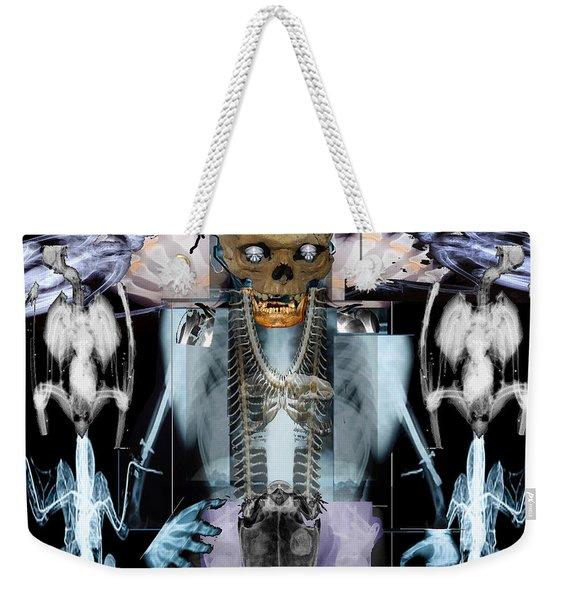 Skeletonism Weekender Tote Bag
