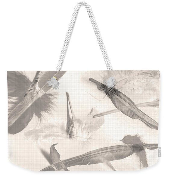 Skies Of A Feather Weekender Tote Bag