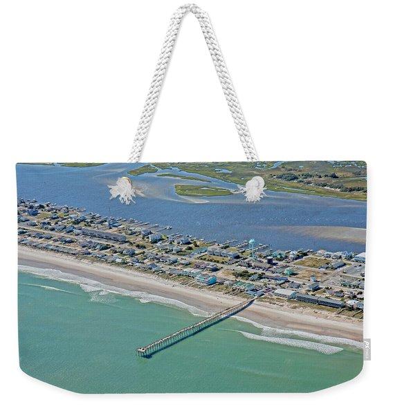 Skinny Paradise Weekender Tote Bag