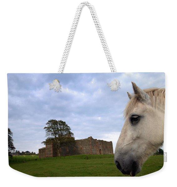 Skipness Castle Weekender Tote Bag