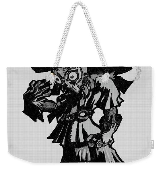Skull Kid Weekender Tote Bag