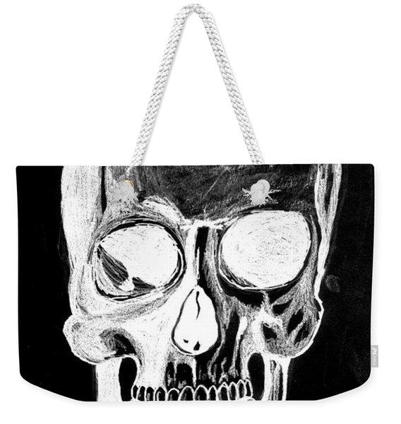 Skull Study 3 Weekender Tote Bag