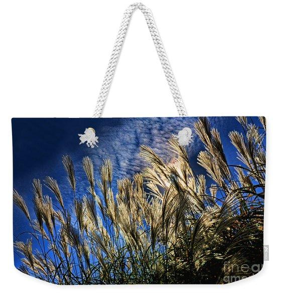 Sky Dusters Weekender Tote Bag