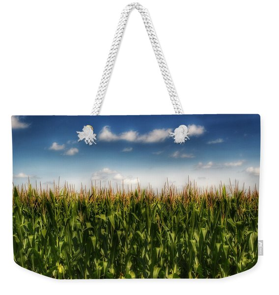 2005 - Sky High Corn Weekender Tote Bag