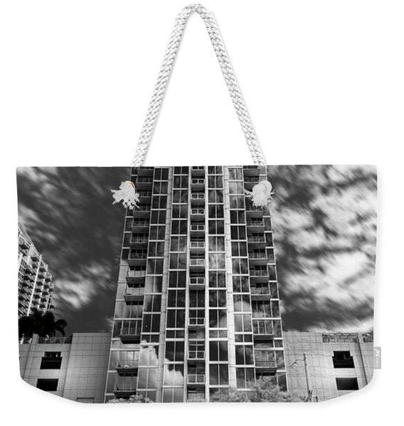 Sky Point Weekender Tote Bag