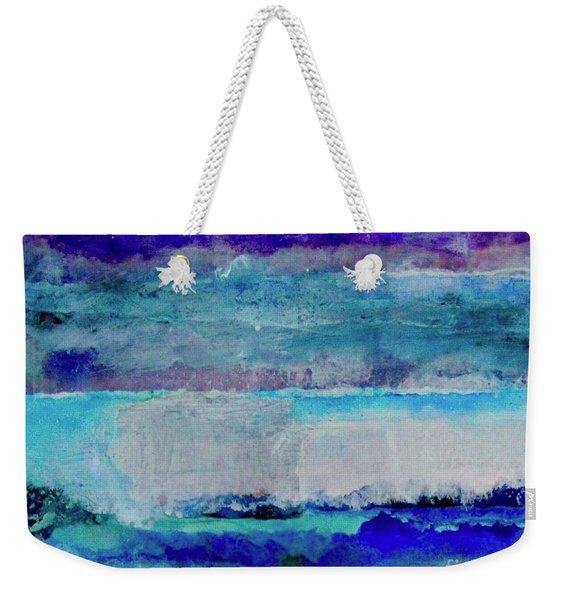 Sky Striations Weekender Tote Bag