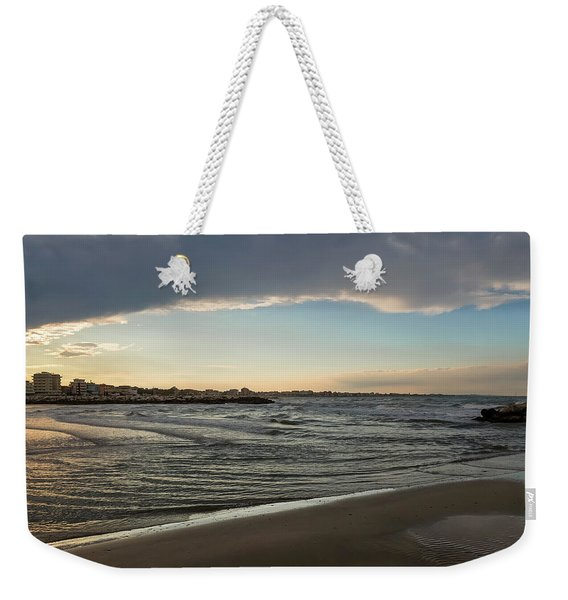 Skylight After Storm Weekender Tote Bag