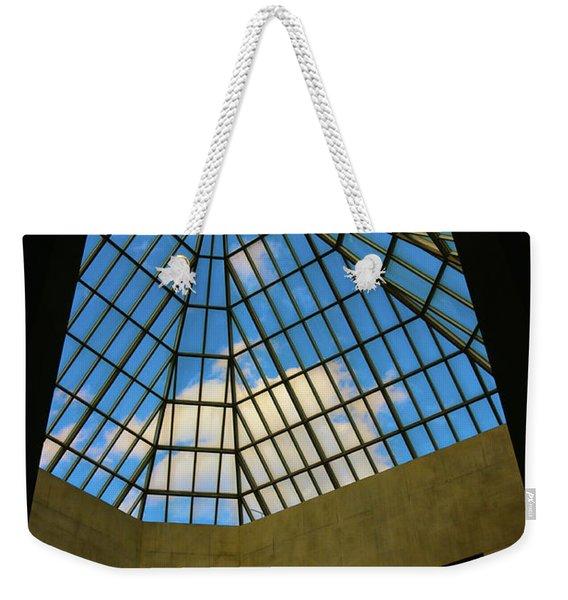 Skylight In The Met Weekender Tote Bag