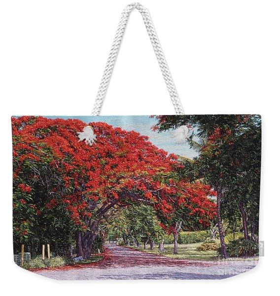 Skyline Drive Weekender Tote Bag