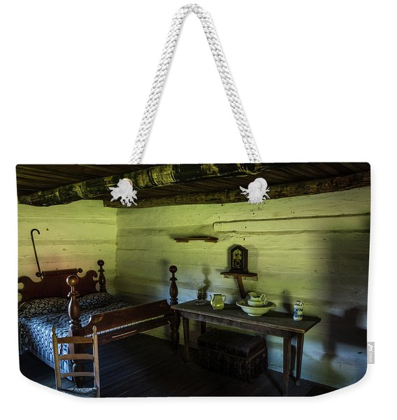 Slave Quarters - The Hermitage Weekender Tote Bag