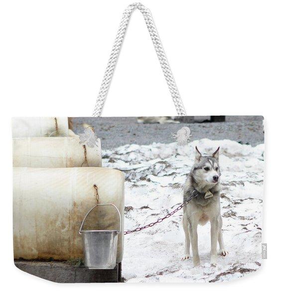 Grant Weekender Tote Bag