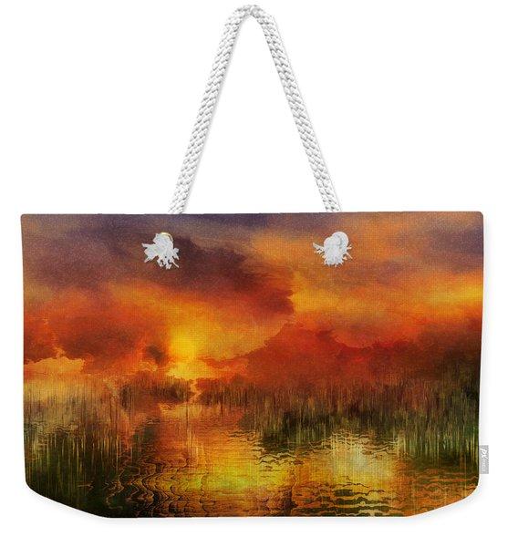 Sleeping Nature II Weekender Tote Bag