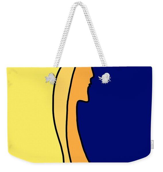 Slender Weekender Tote Bag