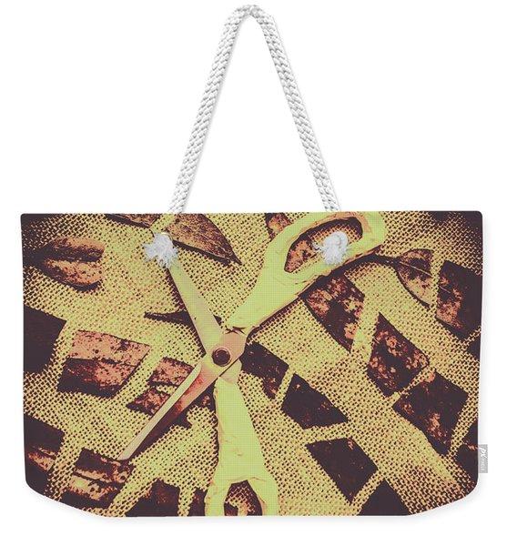 Slices Of Autumn Weekender Tote Bag