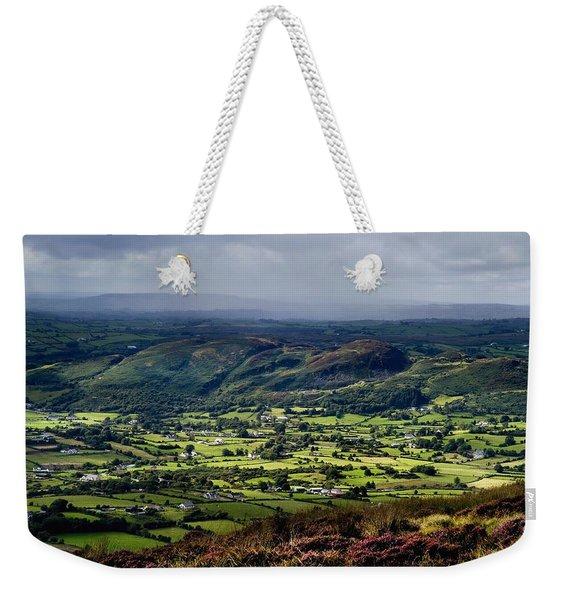 Slieve Gullion, Co. Armagh, Ireland Weekender Tote Bag