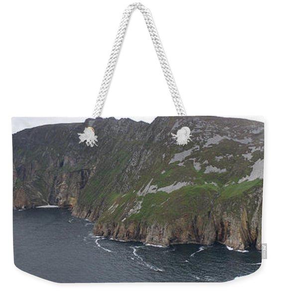 Slieve League Cliffs Weekender Tote Bag