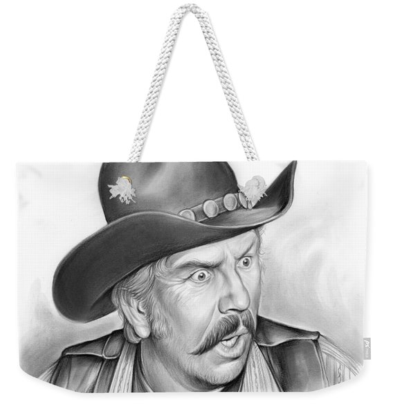 Slim Pickens Weekender Tote Bag