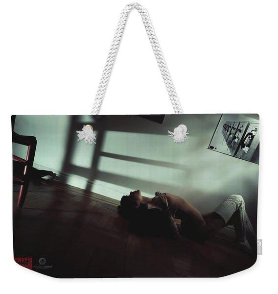 Slip Weekender Tote Bag